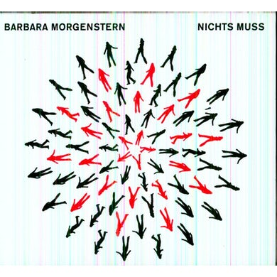 Barbara Morgenstern NICHTS MUSS CD