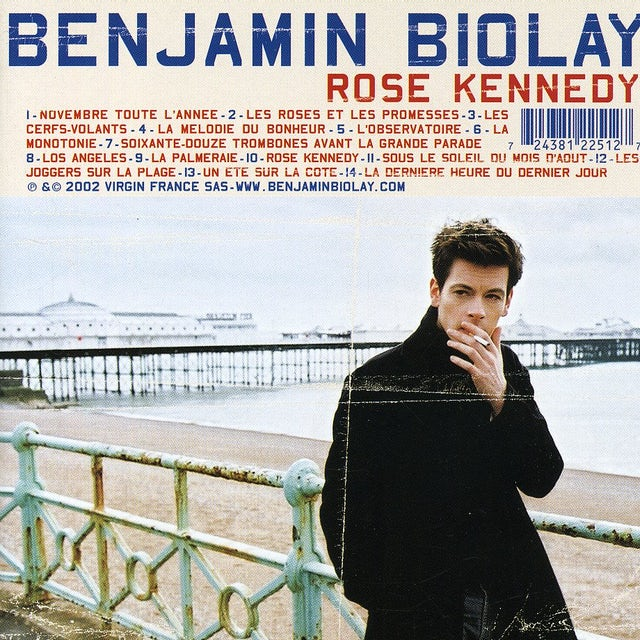 Benjamin Biolay ROSE KENNEDY CD
