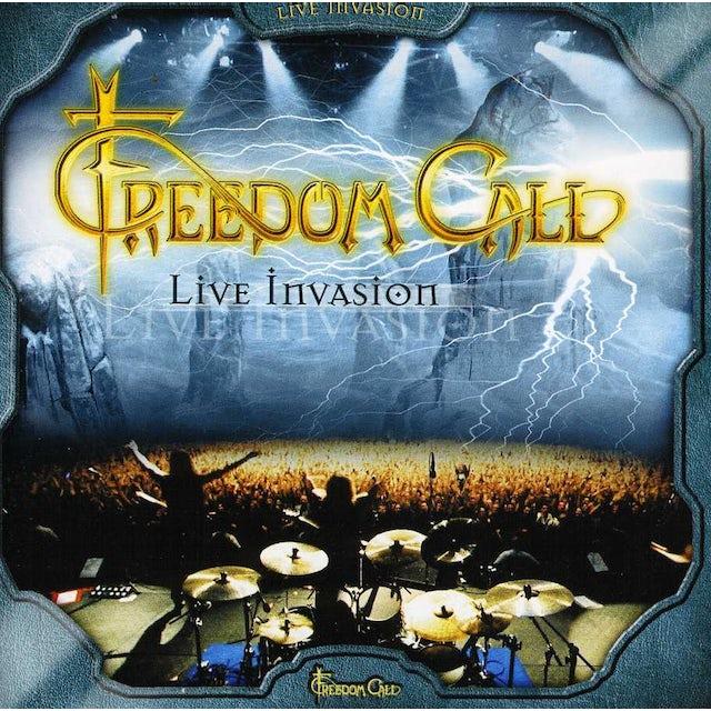 Freedom Call LIVE INVASION CD