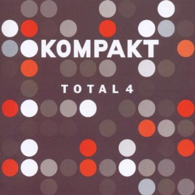 Kompakt Total 4 / Various CD