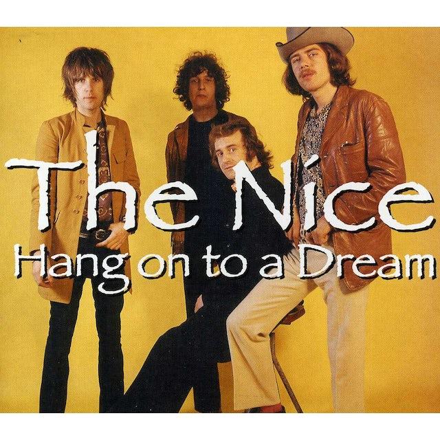 Nice HANG ON TO A DREAM CD