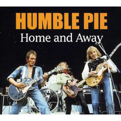 Humble Pie HOME & AWAY CD
