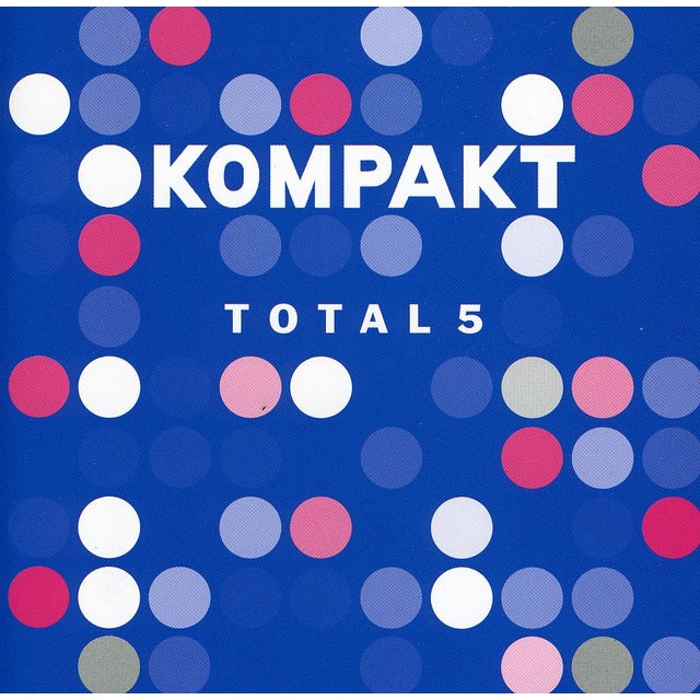 Kompakt Total 5 / Various CD