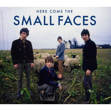 HERE COME THE SMALL FACES CD
