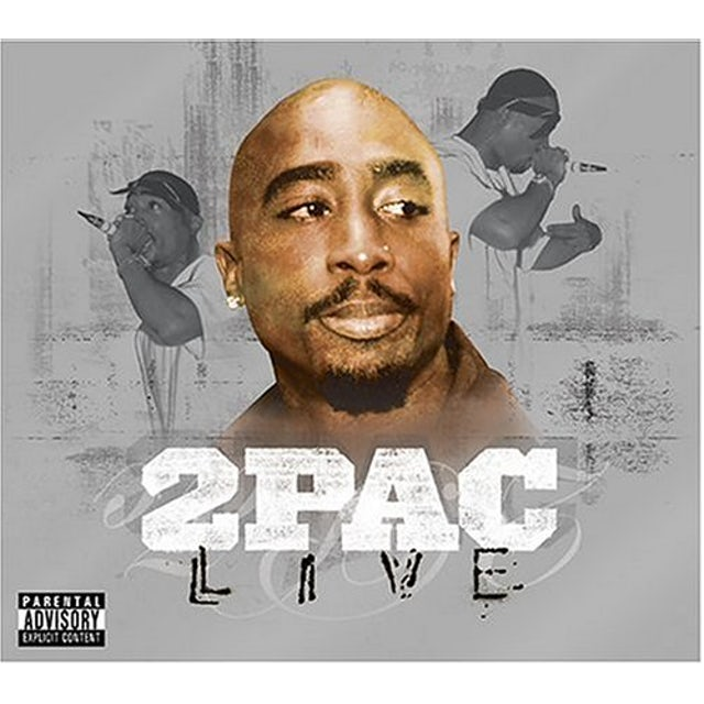 Tupac LIVE (Vinyl)