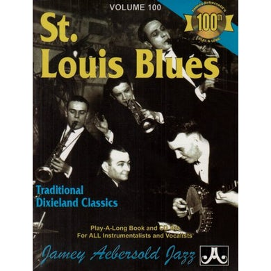 Jamey Aebersold ST. LOUIS BLUES: TRADITIONAL DIXIELAND CLASSICS CD
