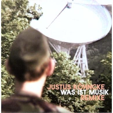 Justus Köhncke WAS IST MUSIK: THE REMIX Vinyl Record
