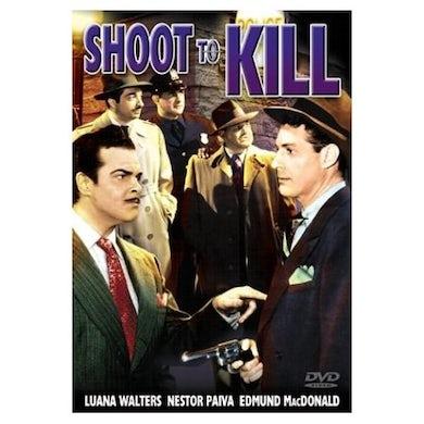 SHOOT TO KILL DVD