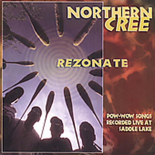 Northern Cree REZONATE CD