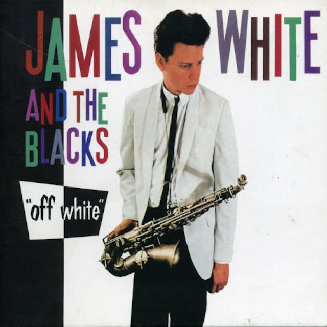 James White & Blacks OFF WHITE CD
