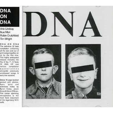 DNA ON DNA CD
