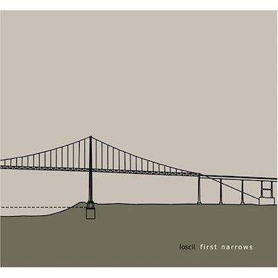 Loscil FIRST NARROWS CD