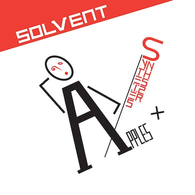 Solvent APPLES & SYNTHESIZERS CD