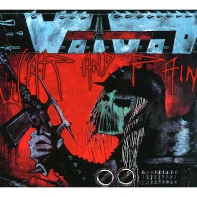 Voivod WAR & PAIN CD