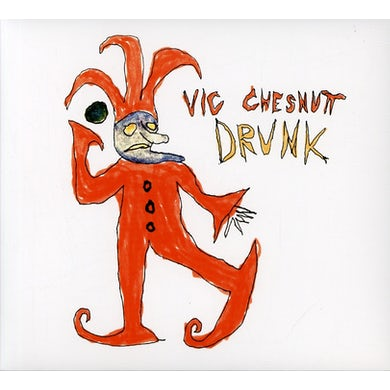 Vic Chesnutt DRUNK CD