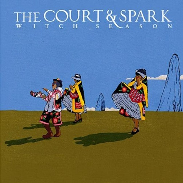 Court & Spark WITCH SEASON CD