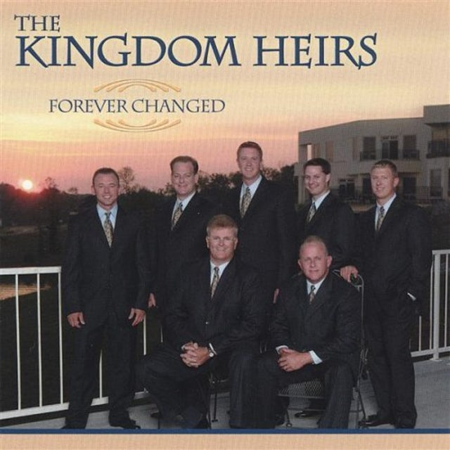 Kingdom Heirs FOREVER CHANGED CD