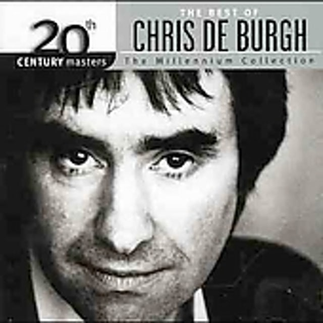 Chris De Burgh 20TH CENTURY MASTERS CD