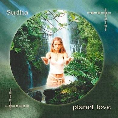 Sudha PLANET LOVE CD