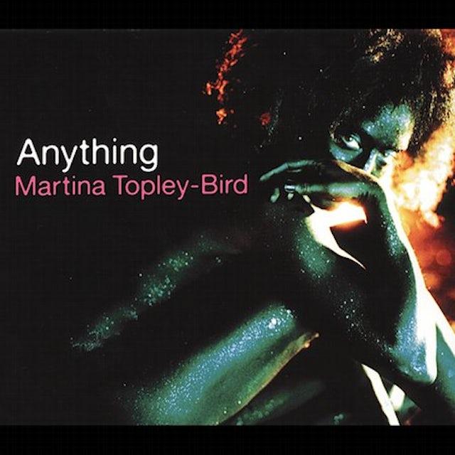 Martina Topley-Bird ANYTHING CD