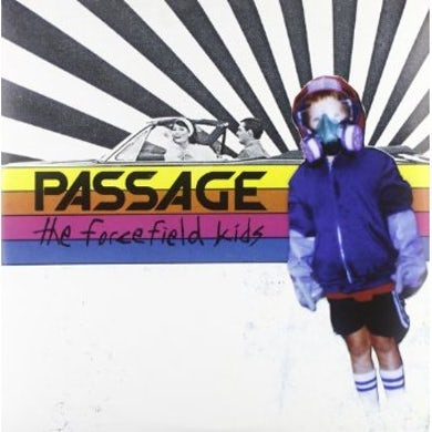 Passage FORCEFIELD KIDS Vinyl Record