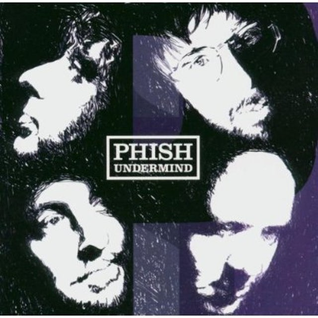 Phish UNDERMIND CD