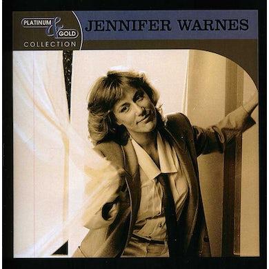 Jennifer Warnes PLATINUM & GOLD COLLECTION CD