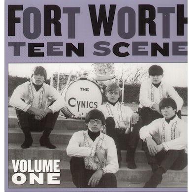 FORT WORTH TEEN SCENE 1 / VARIOUS Vinyl Record