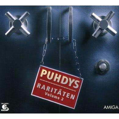 Puhdys RARITATEN 2 CD