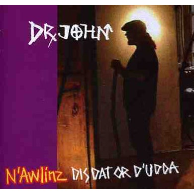Dr. John N'AWLINZ: DIS DAT OR D'UDDA CD