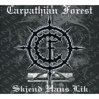 Carpathian Forest SKJEND HANS LIK CD