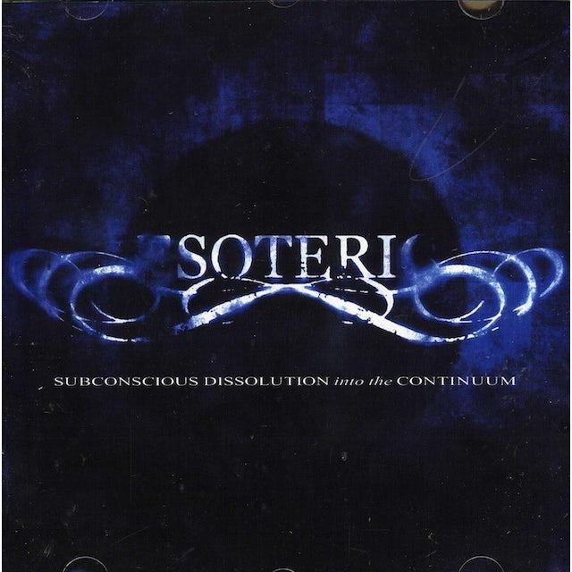 Esoteric SUBCONSCIOUS DISSOLUTION INTO THE CONTINUUM CD