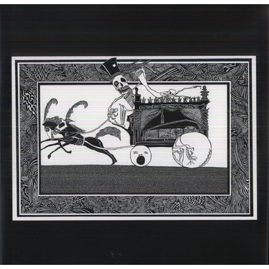 Rudimentary Peni ARCHAIC Vinyl Record
