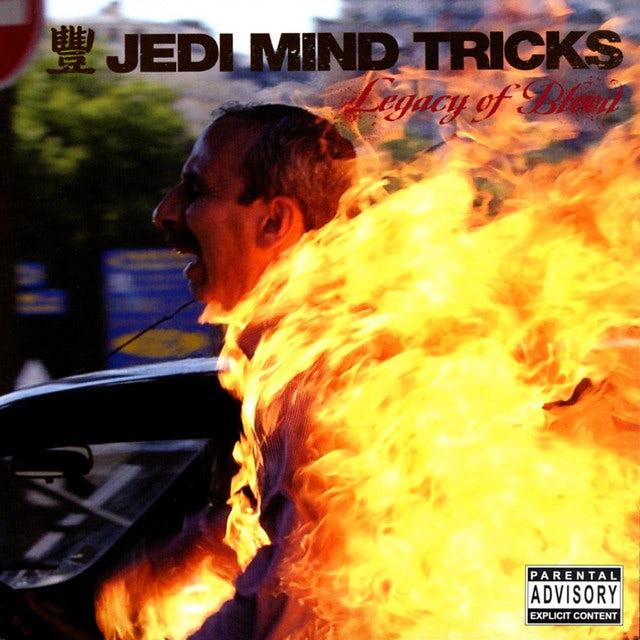 Jedi Mind Tricks LEGACY OF BLOOD Vinyl Record
