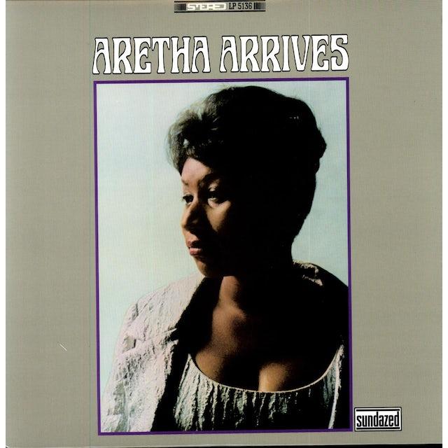 Aretha Franklin ARETHA ARRIVES Vinyl Record