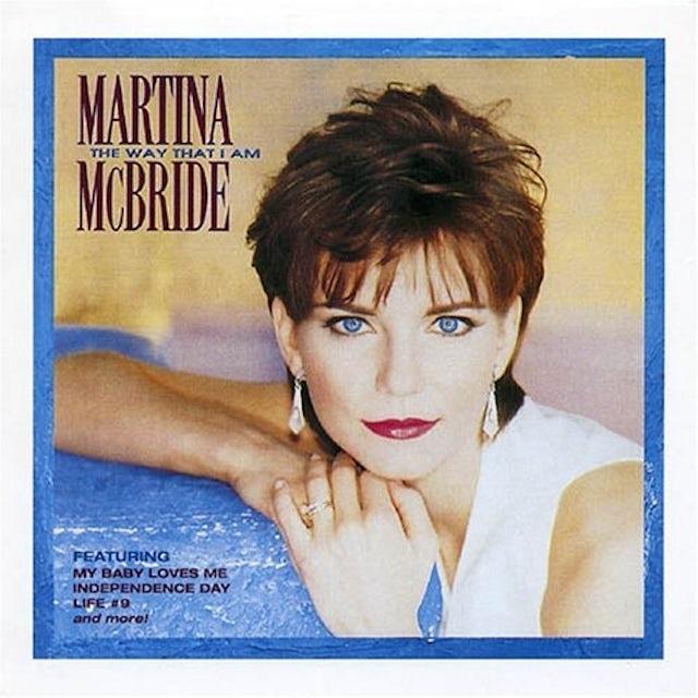 Martina Mcbride WAY I AM CD