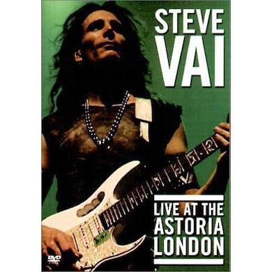 Steve Vai LIVE AT ASTORIA LONDON DVD