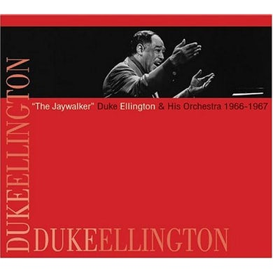 Duke Ellington JAYWALKER: 1966-19667 CD