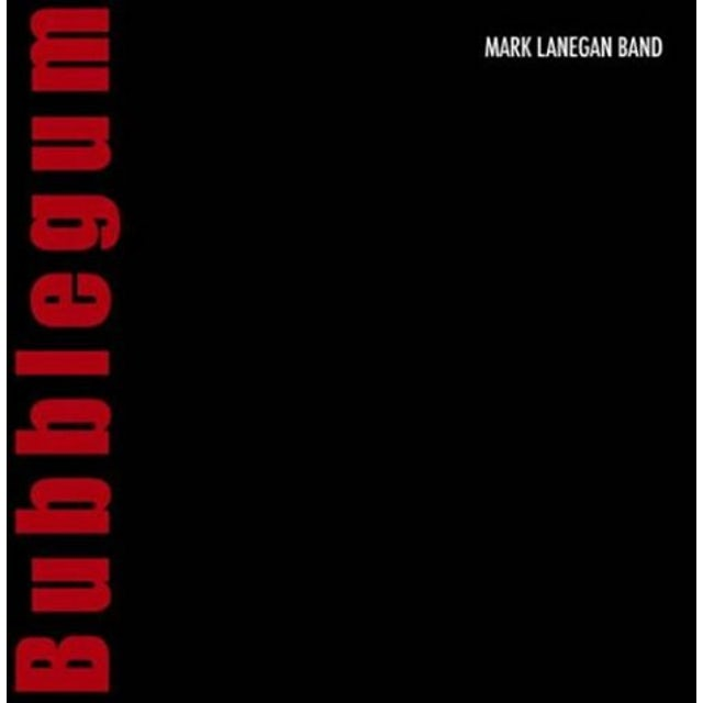 Mark Lanegan BUBBLEGUM Vinyl Record