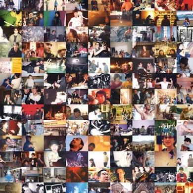 Black Dice MILES OF SMILES Vinyl Record