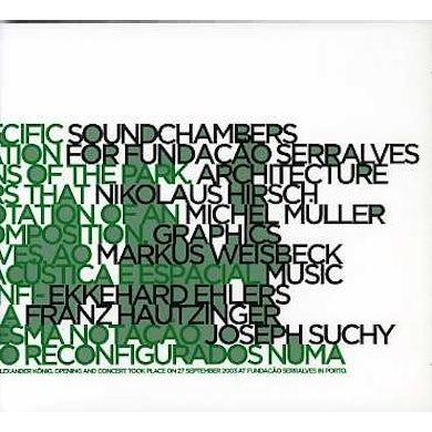 Ehlers / Suchy / Hautzinger SOUNDCHAMBERS CD