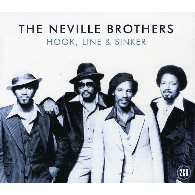 Neville Brothers HOOK LINE & SINKER CD