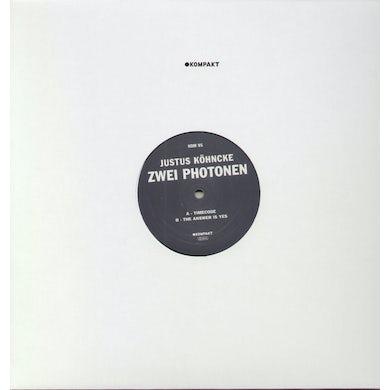 Justus Köhncke ZWEI PHOTONEN Vinyl Record