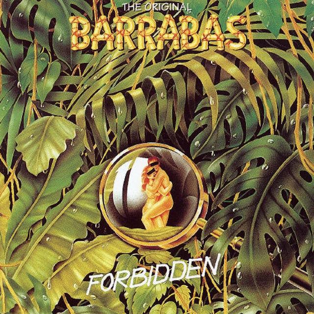 Barrabas FORBIDDEN CD
