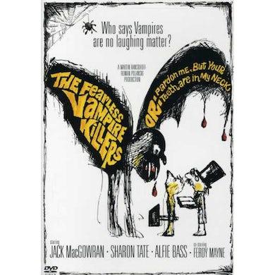 FEARLESS VAMPIRE KILLERS DVD