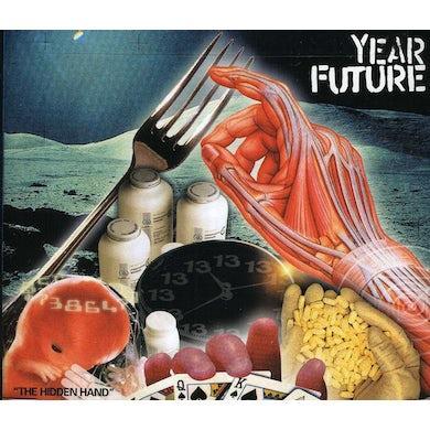 Year Future HIDDEN HAND CD