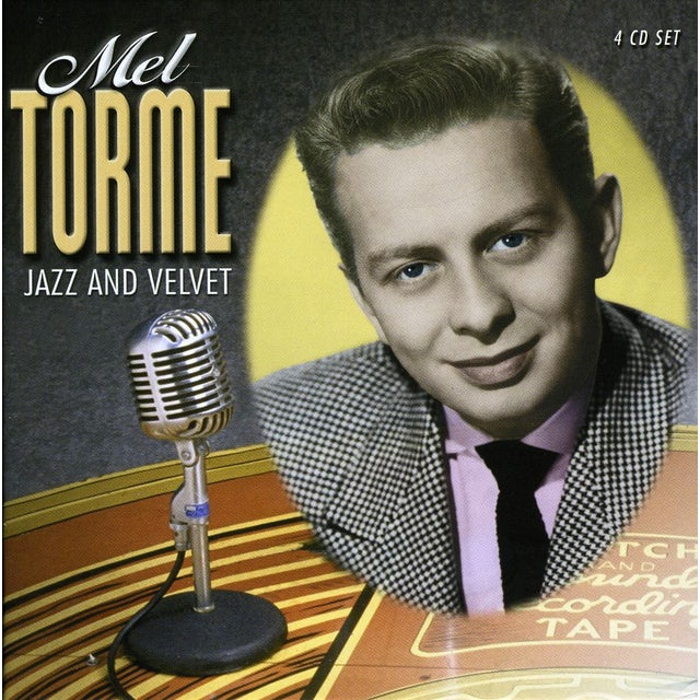 Mel Torme JAZZ & VELVET CD