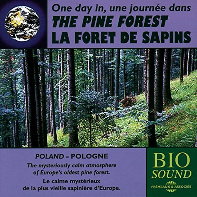 Sounds of Nature PINE FOREST CD