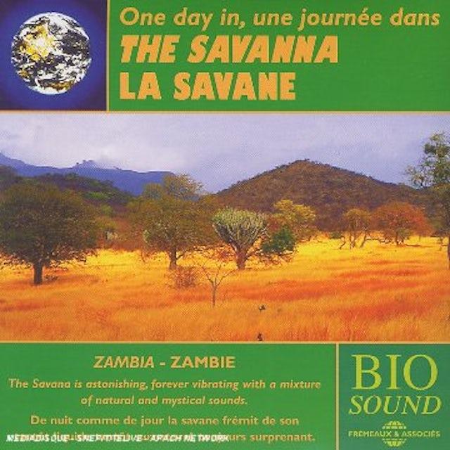 Sounds of Nature SAVANNA CD