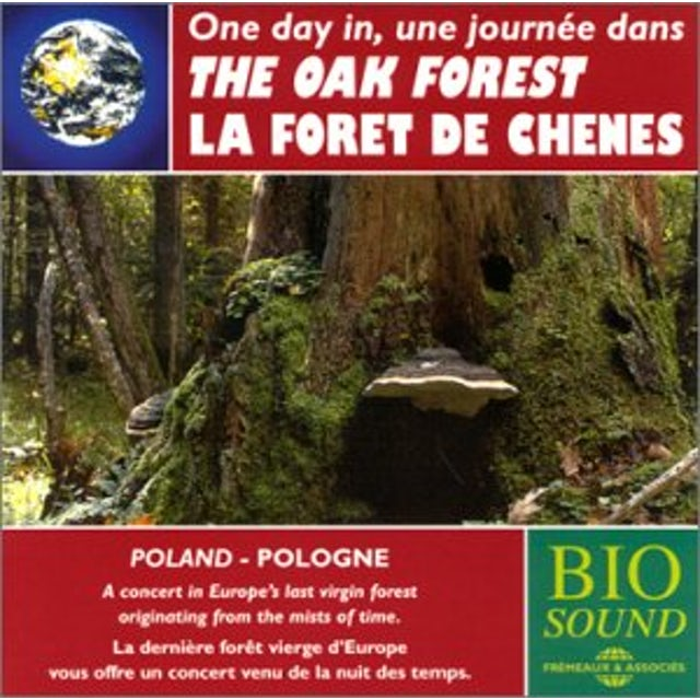 Sounds of Nature OAK FOREST CD